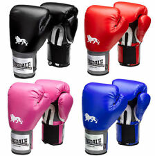 Lonsdale Pro Training Boxing gloves 10 12 14 16 Boxing glove Boxes Boxer new