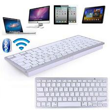 Ultra Slim Portable Wireless Bluetooth Keyboard for IOS Android System PC Laptop