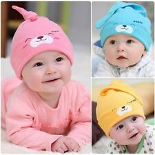 Soft Cute Newborn Sleep Hat Infant Cap The Baby Kit Lens Cotton Cap Beanie Hat