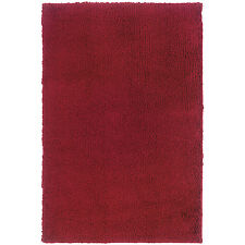 RUGS AREA RUGS CARPET FLOORING AREA RUG FLOOR DECOR SOLID RED RUGS NEW