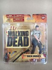 The Walking Dead Series 1 Deputy Rick Grimes McFarlane AMC MOC