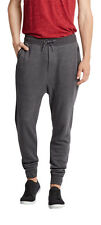 aeropostale mens zippered jogger sweatpants