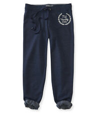 aeropostale womens ny cinch sweatpants