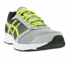 NEW asics Patriot 8 Shoes Men's Running Shoes Trainers Grey T619N 9605 Sports