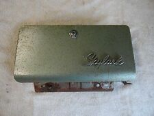 1964 1965 Buick Skylark GS Special Sport Wagon Glove Box Door