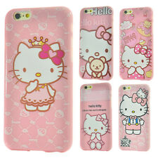 Hello Kitty Case [Jelly Series] iPhone Soft Gel Bumper Cover Skin Silicon Etui