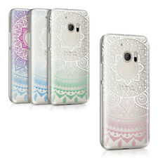 kwmobile TPU SILICONE CRYSTAL CASE FOR HTC 10 DESIRED COLOUR SOFT COVER BUMPER