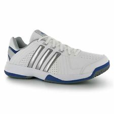 Adidas Response Approach Tennis Shoes Mens White/Silver Trainers Sneakers