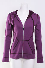Tommy Bahama Lighthouse Reversible Colorblock Zip Hoodie in Rum Berry/Hollyhock