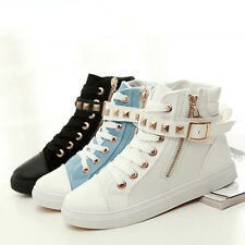 New Fashion Mixed color Leisure Ballet Lace-ups Canvas Breathable Single Shoes C