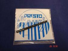 Presto HSS Metal High Speed Steel Twist Jobber Drill Bit 6mm - 8.9mm