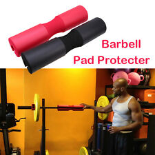 Gym Olympic Cushioned Weight Lifting Bar Barbell Pad Shoulder Protector Fitness