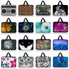 "16 inch 17"" 17.3"" 17.4"" Neoprene Laptop Sleeve Notebook Bag Case Cover + Handle"