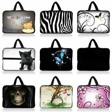"17.3"" 17"" 17.4"" inch Laptop Sleeve Notebook Carring Soft Case Bag Pouch + Handle"