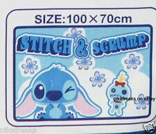 New Disney Stitch and Scrump Lap Blanket From Japan Lilo and Stitch USA Seller