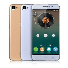 """Unlocked 5.0"""" Smartphone Android 5.1 Quad Core Dual SIM 3G WIFI GPS Cell Phone"""