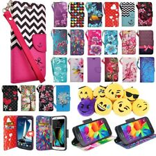 For Motorola Droid Turbo XT1254 Hybrid PU Leather Wallet Pouch Case Flip Cover