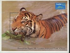 Grenada-Grenadines MNH Sc 1564  Souvenir sheet Value $ 7.50 Tiger