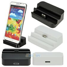 Micro USB 3.0 Cradle Dock Charger Station Stand for Samsung Galaxy Note 3 N9000