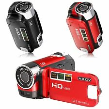 HD 1080P 16MP Digital Video Camcorder  DVR 2.7'' TFT LCD 16x ZOOM DV Camera