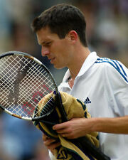 Tim Henman Stunning Color Poster or Photo