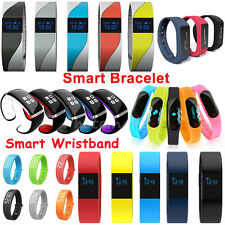New Smart Wristband Bracelet Heart Rate Monitor Fitness Tracker Bluetooth Watch