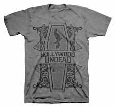 HOLLYWOOD UNDEAD - Coffin - T SHIRT S-M-L-XL-2XL Brand New Official T Shirt