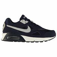 Nike Air Max Ivo Training Shoes Mens Navy/Grey Sports Fitness Trainers Sneakers