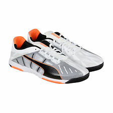 Puma Neon Lite 2.0 Mens White Synthetic Athletic Lace Up Training Shoes