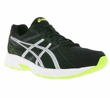 NEW asics Gel-Contend 3 Men's Shoes Running Sports Shoes Black T5F4N 9993
