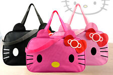 New Hellokitty Hand Bag Shoulder Bag Purse Travel Bag AA-1766