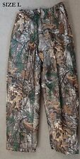 FROGG TOGGS Realtree Xtra Camouflage Adults' All Sports rain pants,2XL,XL,L,S