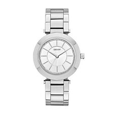 DKNY Casual   Ladies Analog Silver Watch NY2285