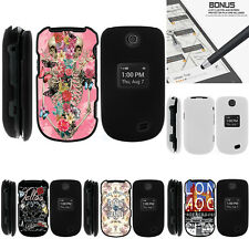 For LG Revere 3 VN170 Case Hard Snap On 2 Piece Slim Shell Indie Designs