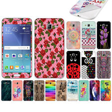 For Samsung Galaxy J5 J500 Pattern Vinyl Skin Decal Sticker Cover Protector
