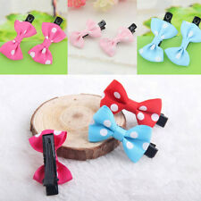 Lot 10/30 Boutique Girl toddler baby Hair Bows clip Grosgrain Ribbon
