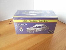 Atlas Editions British Police Cars,Ford Anglia 105E & Leaflet.  in sealed box.