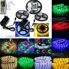 3528 SMD Tape Ribbon Lamp Super Bright 5M 300leds LED Flexible Strip Bar Light