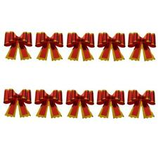 10pcs Pull Bows bowknot Wedding Party Xmas Gift Wrap present decoration