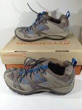 MERRELL Womens Siren Sport 2 Brown Trail Hiking Boots Shoes Size 9 ZC-265