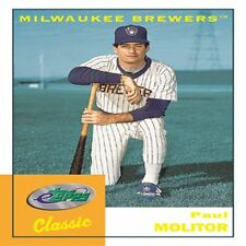 1 - Paul Molitor - etopps must have online etopps account to claim card