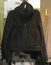 BENCH the new Ladies Funnel Neck Fleece jacket Difference BLEA3764 Black S - XL