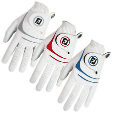 FOOTJOY MENS WEATHERSOF FASHION LEFT HAND GOLF GLOVE - NEW FJ RIGHT HANDED 2015