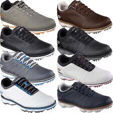 Skechers GO GOLF PRO Performance Leather Mens Golf Shoes - Waterproof 2016
