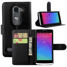 Luxury PU Leather Wallet Case Flip Kickstand Card Holder Back Skin Pouch Cover