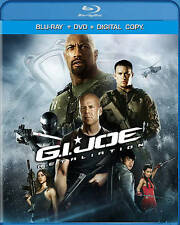 G.I. Joe: Retaliation (Blu-ray/DVD, 2013, 2-Disc Set)