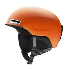 2016 Smith Optics Maze Matte Orange Ski Snowboard Helmet NEW