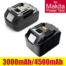 3.0Ah 4.5Ah 18V Lithium Ion Heavy Duty Battery for Makita BL1830 BL1815 LXT