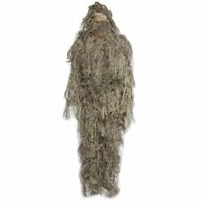Camouflage Jungle Hunting Ghillie Suit Woodland Sniper Birdwatching Poncho AUS