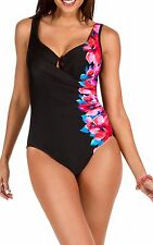 Miraclesuit Garland Escape 450566 Black One Piece Swimsuit - Various sizes